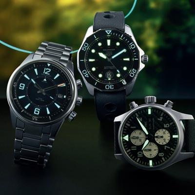 时尚腕表,有光明就有光亮