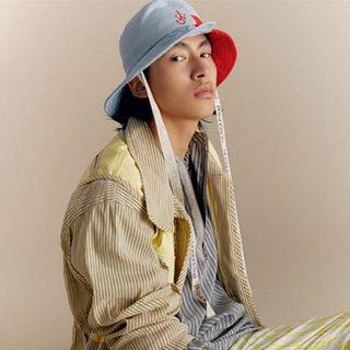 条纹少年 轻松打造时髦范