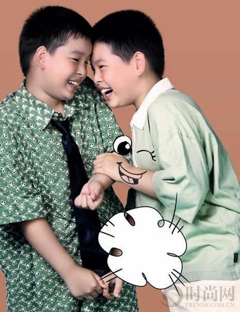 """王媛可   在孩子身上看到真实的""""模""""""""样"""""""